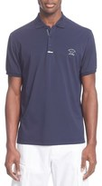 Paul & Shark Men's Stripe Polo
