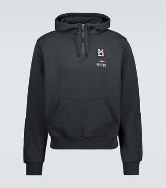 Phipps Cotton hooded sweatshirt