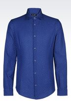Armani Jeans Slim Fit Cotton Shirt