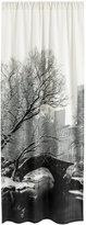 H&M Photo-print Curtain Panel