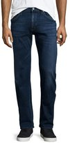 Citizens of Humanity Core Slim-Straight Titan Jeans, Dark Blue