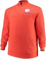 Men's Champion Graphite Clemson Tigers 12 Zip Packable Jacket
