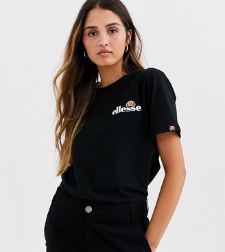 Ellesse t-shirt with embroidered chest logo