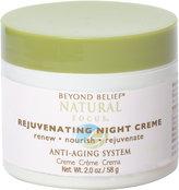 Beyond Belief Natural Focus Rejuvenating Night Creme