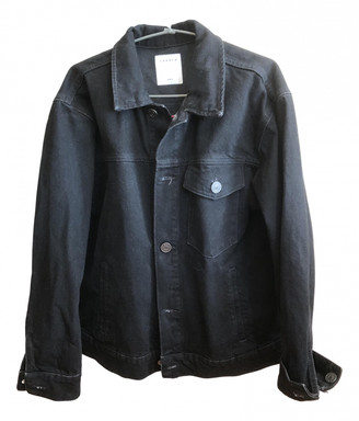 Sandro Spring Summer 2019 Black Denim - Jeans Jackets