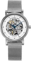 Stuhrling Original Women's 832L.01 Castorra Automatic Self Wind Stainless Steel Watch