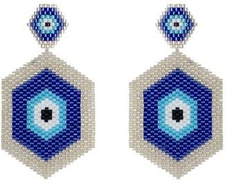 Bocanegra Silver Sea Aforismo Earrings