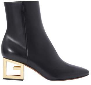 Givenchy Triangle ankle boots