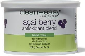 Clean + Easy Acai Berry Hard Wax