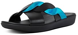 FitFlop Women's Reagan Rope Slide Sandals