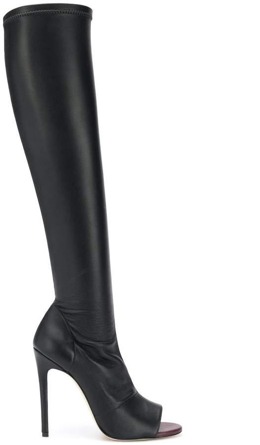 bfc381e371f Opaz thigh high boots