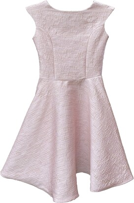 Un Deux Trois Kids' Fit & Flare Dress