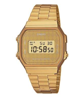Casio Collection Unisex Adults Watch A168WG-9BWEF