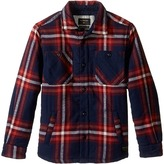 Quiksilver The Game Play Long Sleeve Woven Top (Big Kids)