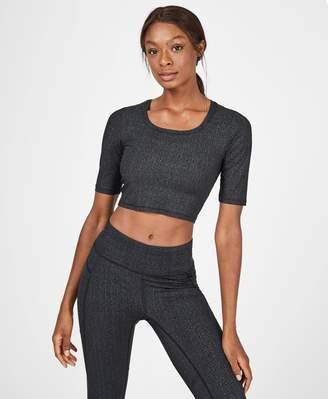 Sweaty Betty Score Cropped Workout T-shirt