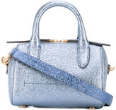 Anya Hindmarch metallic 'Vere' bag - women - Lamb Skin - One Size
