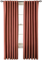 Martha Stewart MarthaWindowTM Fairmount Basketweave Rod-Pocket/Back-Tab Cotton Curtain Panel