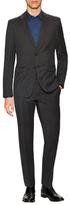 Prada Wool Birdseye Notch Lapel Suit