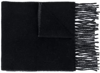 Vivienne Westwood logo intarsia scarf