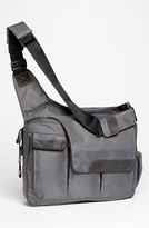 Diaper Dude Infant 'Messenger Ii' Diaper Bag - Black