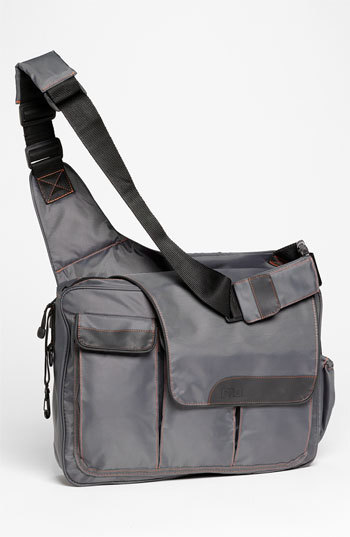 Diaper Dude Infant 'Messenger Ii' Diaper Bag - Grey