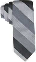 Ryan Seacrest Distinction Men's Audio Melange Stripe Tie, Only at Macy's