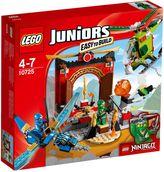 Lego Juniors Ninjago Lost Temple