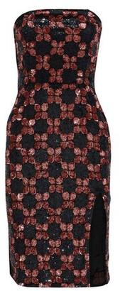 retrofete Knee-length dress