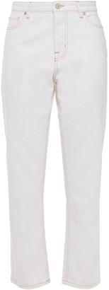 Paul Smith Mid-rise Slim-leg Jeans