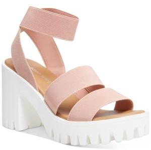 Madden-Girl Soho Lug Sole Sandals