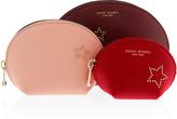 Henri Bendel West 57th Cosmetics Trio Bag