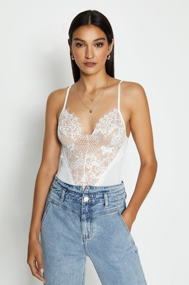 Coast Lace Detail Body