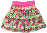 Zutano Pink Primrose Dancing Skirt - Toddler