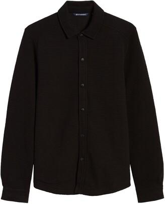 Cutter & Buck Coastal Ribbed Shirt Jacket