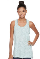 SO Juniors' SO® Mesh Back Space-Dyed Tank