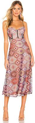 NBD X by Delylah Midi Dress