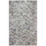 Asstd National Brand Langdon Leather Hand Stitched Area Rug
