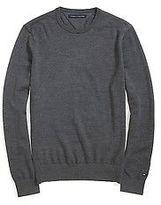 Tommy Hilfiger Men's Novelty Crew Neck Sweater