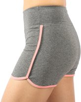 Neonysweets Womens Workout Shorts Running Yoga Short Pants
