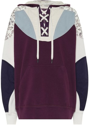 Isabel Marant, ãToile Nanslyia cotton-blend hoodie