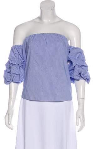 69d8ba7042e Johanna Ortiz Blue Women's Longsleeve Tops - ShopStyle