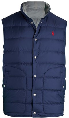 Polo Ralph Lauren Packable Quilted Down Vest