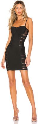 superdown x Chantel Jeffries Domino Mini Dress