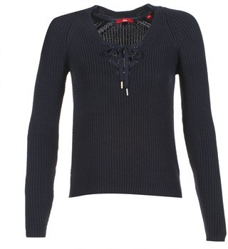 S'Oliver TOUBIDELLE women's Sweater in Blue