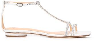 Alexandre Birman Lacy crystal-embellished sandals