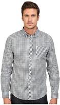 Ben Sherman Long Sleeve House Check Woven Shirt