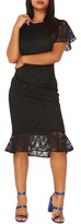 Dorothy Perkins Women's Lace Body-Con Dress