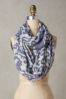Anthropologie Tinta Spotted Infinity Scarf