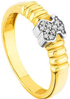 Tous Bear 18K Diamond Ring