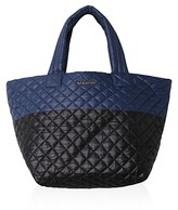 M Z Wallace Oxford Metro Small Color Block Tote